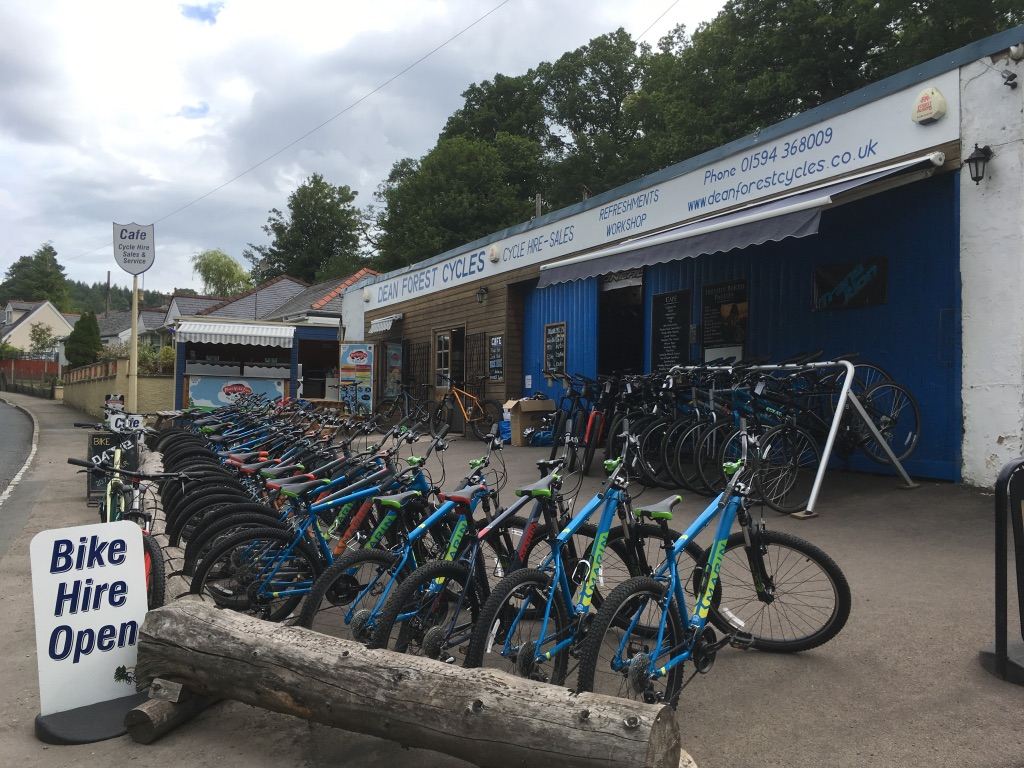 Bike Hire Delivery Service