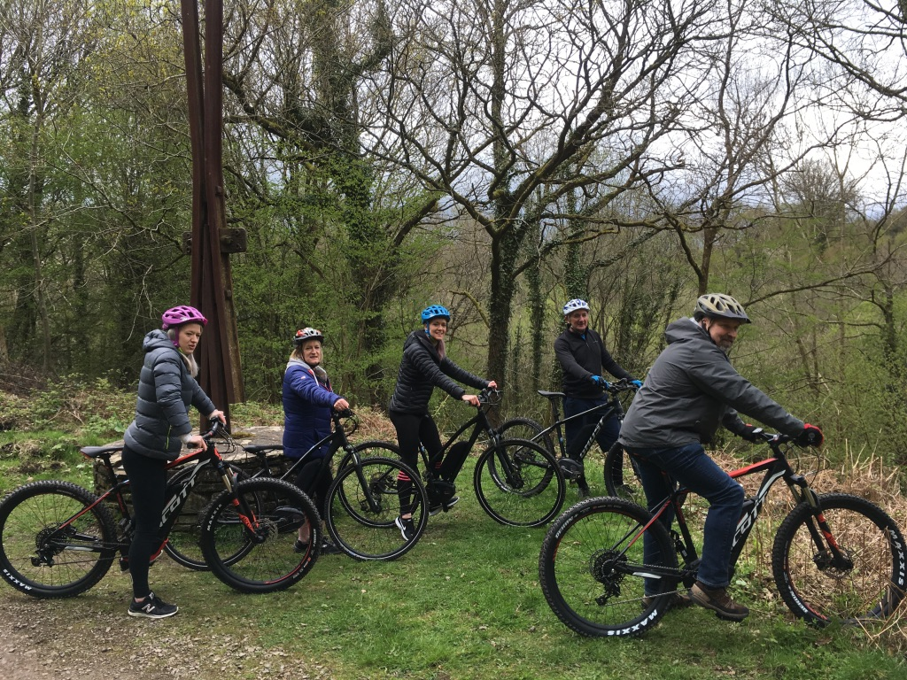 Forest of Dean E bike tours
