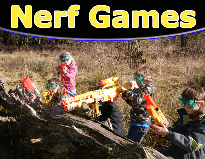 Nerf Games